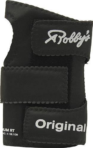 ROBBYS ORG. LEATHER BLACK