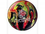 Zvětšit fotografii - EBONITE CYCLONE BLACK RED YELLOW