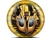 TRANSFORMERS BUBLE BEE YELLOW