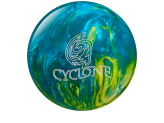 CYCLONE YELLOW TURQUOISE EBONITE