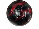 Zvětšit fotografii - FUN BALL  BLACK / WINE  900 GLOBAL