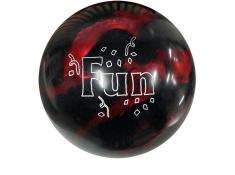 FUN BALL BLACK / WINE 900 GLOBAL