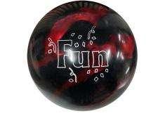FUN BALL BLACK / WINE 900 GLOBAL