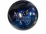 Zvětšit fotografii - FUN  BALL BLUE /  BLUE  GLOBAL 900
