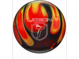 BOWLINGOVA KOULE TRACK LEGION red black yellow
