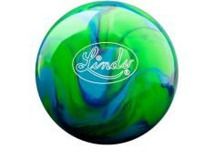 BOWLINGOVA KOULE LINDS LASER COOL LIME KR STRIKE FORCE