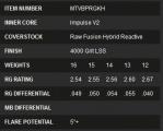 BOWLINGOVA KOULE MOTIV PRIMAL RAGE REMIX