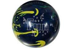 900 GLOBAL FUN BALL BLUE YELLOW