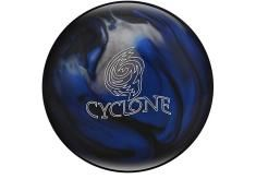 EBONITE CYCLONE BLACK BLUE SILVER