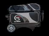Zvětšit fotografii - TAŠKA 2 BALL DELUXE černá,stříbrná 900 GLOBAL