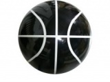 KR STRIKE FORCE BASKET BALL BLACK WHITE