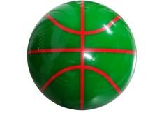 KR STRIKE FORCE LINDS BALL NEON GREEN RED