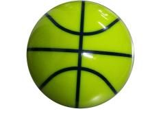 KR STRIKE FORCE LINDS BALL NEON LIME BLACK