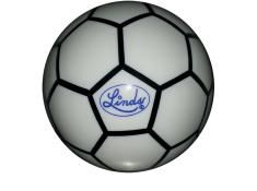 KR STRIKE FORCE LINDS SOCCER BALL WHITE BLACK