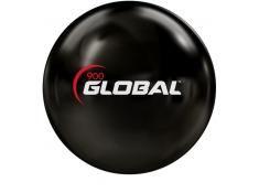 900 GLOBAL CLEAR POLYESTER s motivem lebky , koule pro rovné hraní 900 GLOBAL