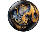 EBONITE CYCLONE BLACK GOLD SILVER