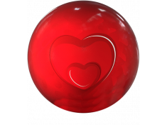 OTB LOVE HEARTS 2 BALL