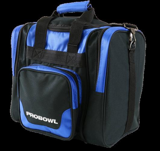PRO BOWL 1 BALL DE LUXE BLUE PRO BOWL