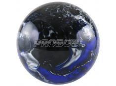 PRO BOWL BALL BLUE BLACK SILVER PRO BOWL