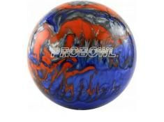 PRO BOWL BALL BLUE ORANGE SILVER PRO BOWL
