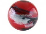 Zvětšit fotografii - PRO BOWL BALL  RED BLACK SILVER