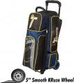 Zvětšit fotografii - TRACK 3 BALL ROL PREMIUM černá- modrá - žlutá